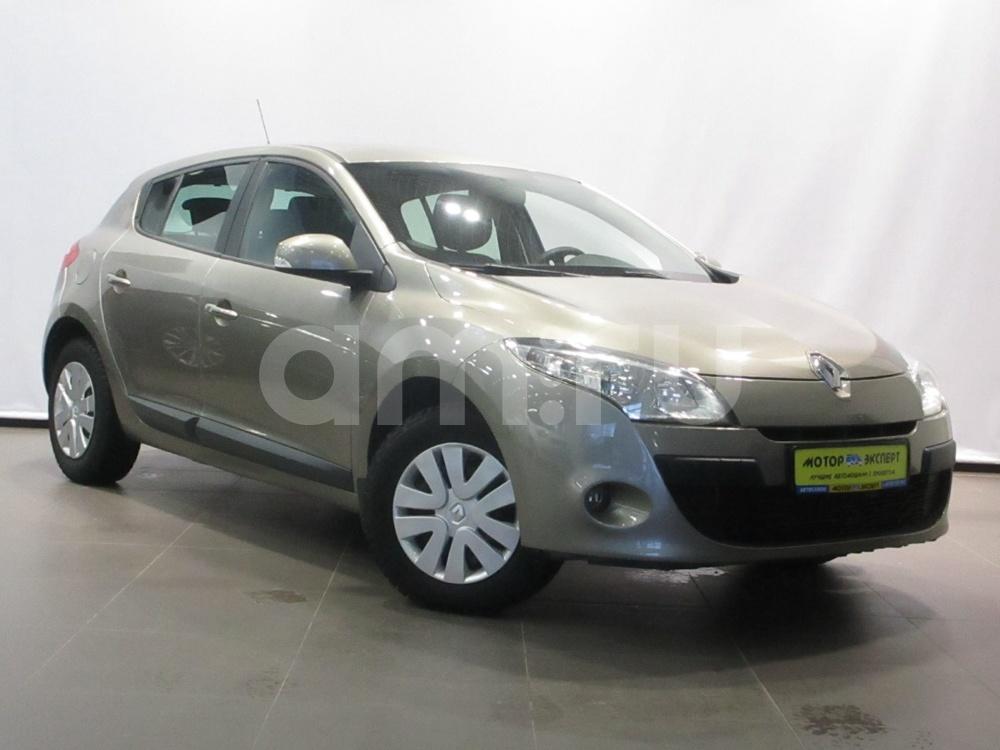 Renault Megane с пробегом, серый , отличное состояние, 2011 года выпуска, цена 375 000 руб. в автосалоне Мотор-Эксперт (Киров, ул. Московская, д. 106А)