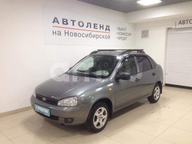 ВАЗ (Lada) Kalina с пробегом, серый , отличное состояние, 2011 года выпуска, цена 159 000 руб. в автосалоне  ()