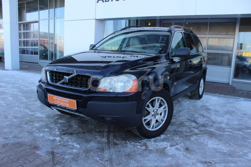 Volvo XC90 с пробегом, синий , отличное состояние, 2006 года выпуска, цена 430 000 руб. в автосалоне  ()