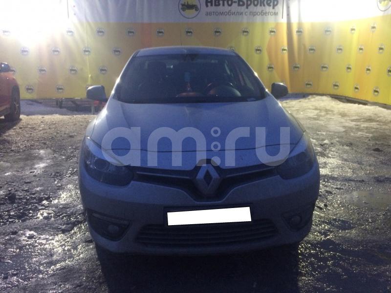 Renault Fluence с пробегом, серебряный , отличное состояние, 2013 года выпуска, цена 640 000 руб. в автосалоне Авто-Брокер на Антонова-Овсеенко (Самара, ул. Антонова-Овсеенко, д. 51Ж)