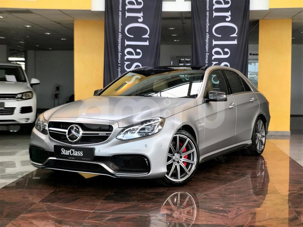 Mercedes-Benz E-Класс с пробегом, серый , отличное состояние, 2014 года выпуска, цена 4 320 000 руб. в автосалоне Ирбис Трейд на Ямашева (Казань, ул. Ямашева, д. 122)