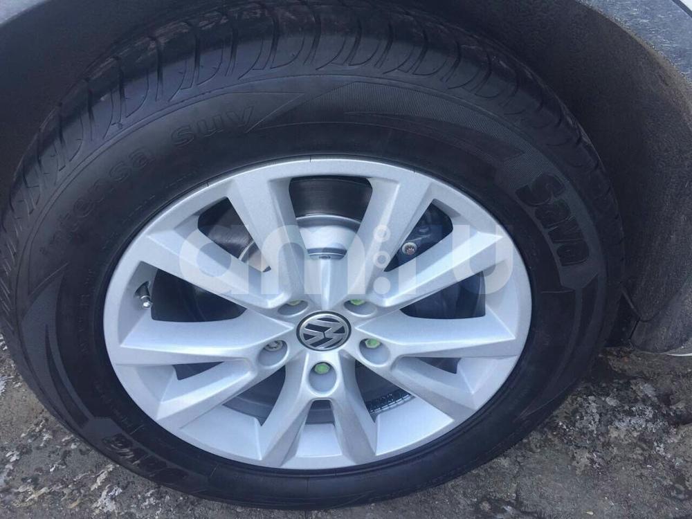 Подержанный Volkswagen Touareg, отличное состояние, белый металлик, 2012 года выпуска, цена 1 750 000 руб. в Оренбурге