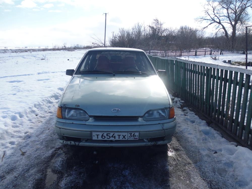 Подержанный ВАЗ (Lada) 2115, хорошее состояние, серебряный , 2001 года выпуска, цена 50 000 руб. в Воронежской области