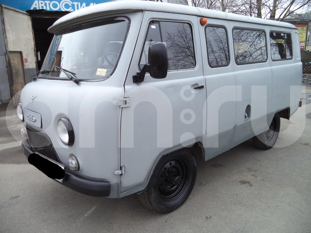 УАЗ 2206 с пробегом, серый , хорошее состояние, 2006 года выпуска, цена 149 000 руб. в автосалоне Инфо Кар Плюс (Санкт-Петербург, дорога на Турухтанные острова, д. 10)