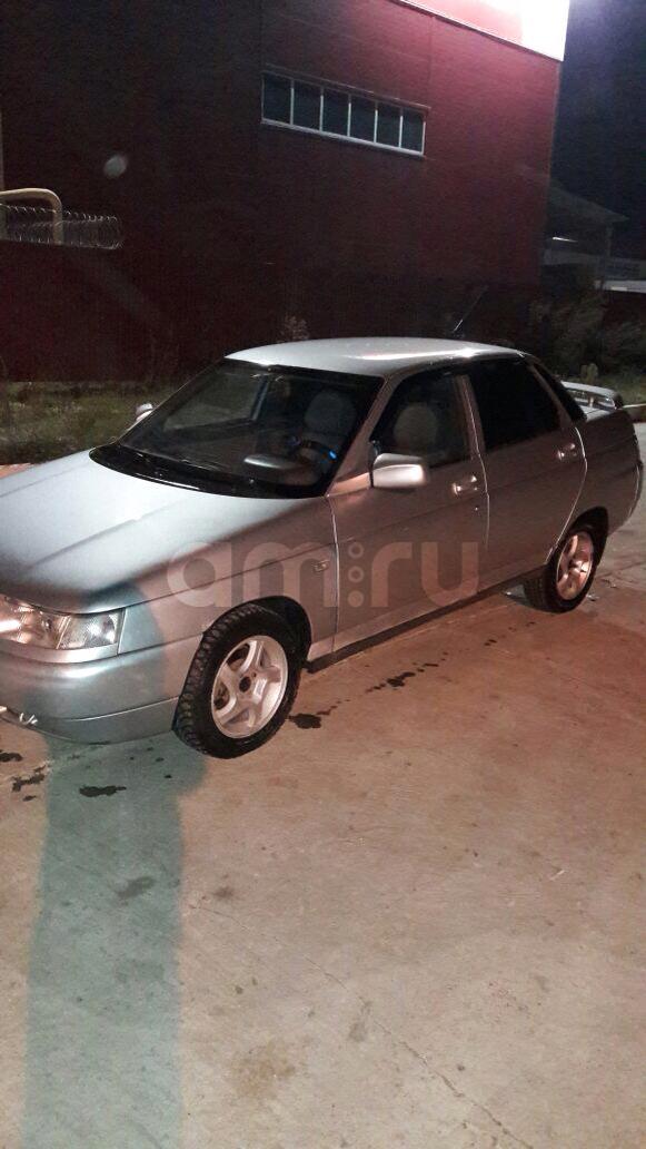 Подержанный ВАЗ (Lada) 2110, отличное состояние, серебряный , 2004 года выпуска, цена 67 000 руб. в республике Татарстане