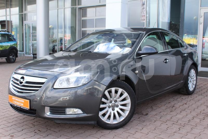 Opel Insignia с пробегом, серый , отличное состояние, 2008 года выпуска, цена 529 000 руб. в автосалоне  ()