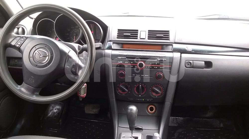 Подержанный Mazda 3, отличное состояние, синий , 2005 года выпуска, цена 300 000 руб. в Нижнем Новгороде
