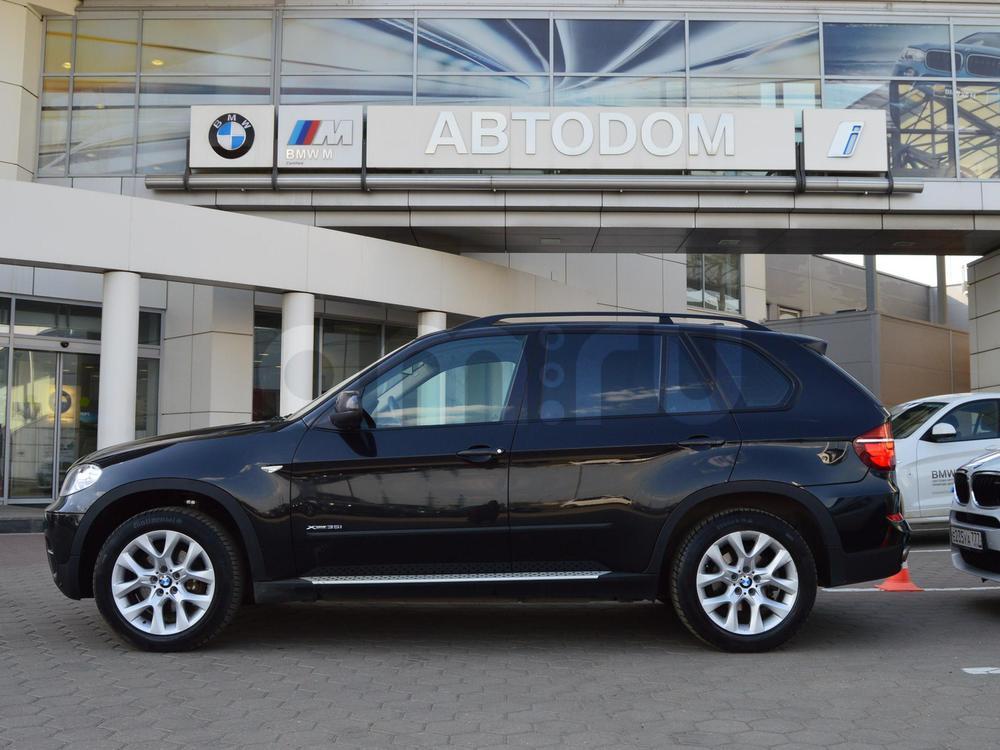 BMW X5 с пробегом, черный металлик, отличное состояние, 2013 года выпуска, цена 1 835 000 руб. в автосалоне АВТОDОМ МКАД (Москва, МКАД, 51 км (внешняя сторона))