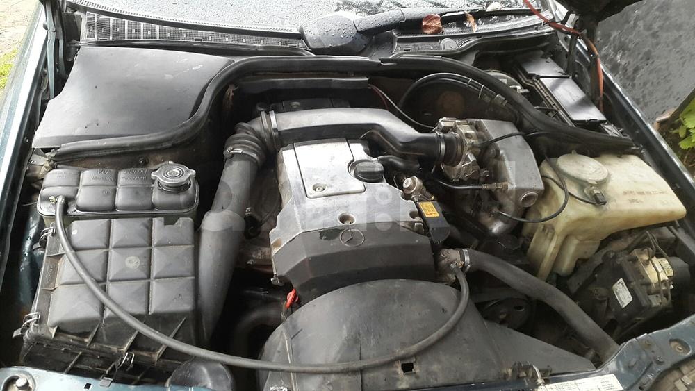 Подержанный Mercedes-Benz C-Класс, хорошее состояние, зеленый , 1996 года выпуска, цена 170 000 руб. в Смоленской области