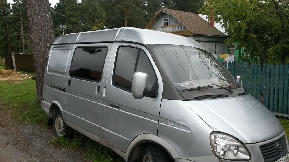 Подержанный ГАЗ Соболь, хорошее состояние, серебряный металлик, 2005 года выпуска, цена 150 000 руб. в Тверской области