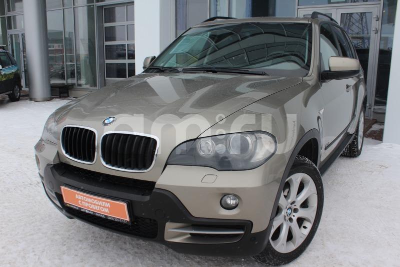 BMW X5 с пробегом, серый , отличное состояние, 2007 года выпуска, цена 860 000 руб. в автосалоне  ()