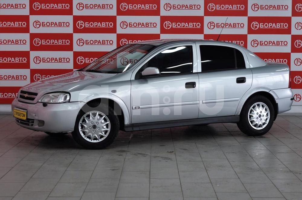 Chevrolet Viva с пробегом, серебряный , отличное состояние, 2005 года выпуска, цена 140 000 руб. в автосалоне БОРАВТО Эксперт Борисоглебск (Борисоглебск, ул. Матросовская, д. 127)