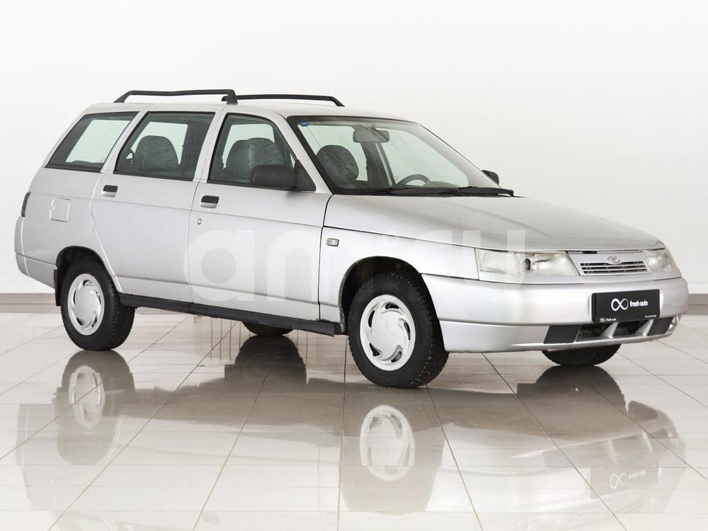 ВАЗ (Lada) 2111 с пробегом, серебряный , отличное состояние, 2007 года выпуска, цена 140 000 руб. в автосалоне FRESH Нижний Новгород (Нижний Новгород, ул. Коминтерна, д. 31Ж)