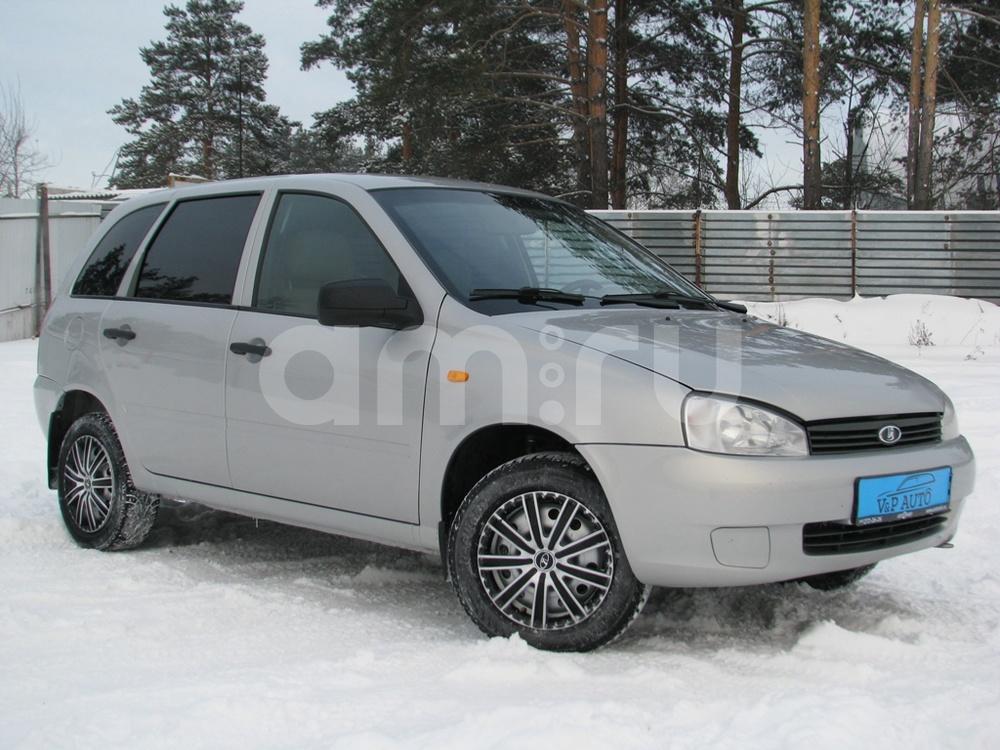 ВАЗ (Lada) Kalina с пробегом, серебряный , отличное состояние, 2011 года выпуска, цена 199 000 руб. в автосалоне  ()