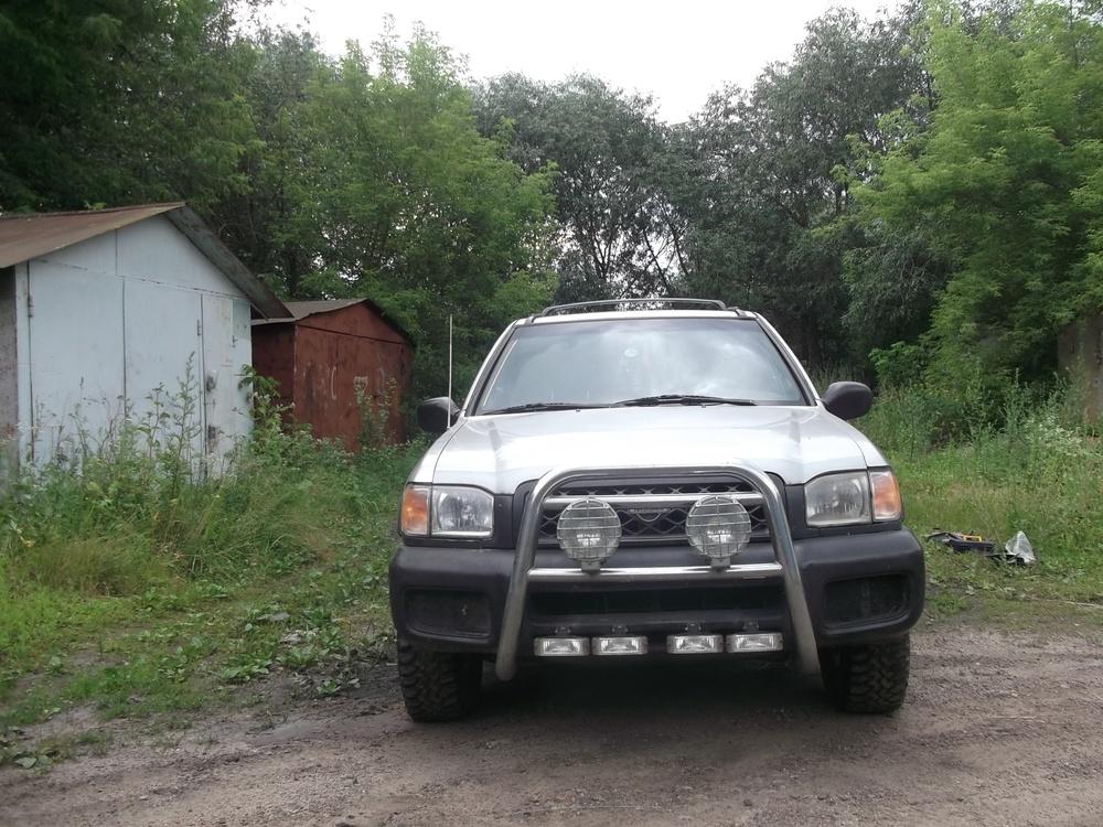 Подержанный Nissan Pathfinder, хорошее состояние, серый , 1999 года выпуска, цена 270 000 руб. в Смоленской области