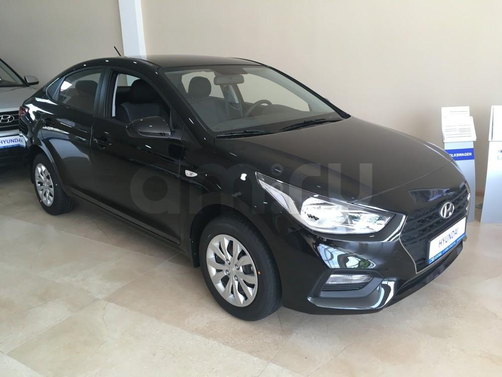 Hyundai Solaris с пробегом, черный , отличное состояние, 2017 года выпуска, цена 809 900 руб. в автосалоне БЭСКИД (Симферополь, п. Молодёжное, Объездная Ялтинская дор., 44)