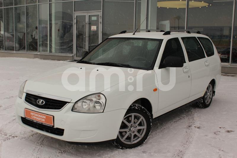 ВАЗ (Lada) Priora с пробегом, белый , отличное состояние, 2012 года выпуска, цена 275 000 руб. в автосалоне  ()