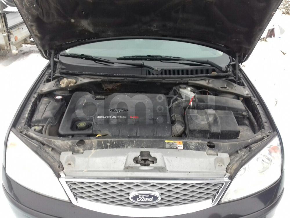 Подержанный Ford Mondeo, отличное состояние, черный , 2006 года выпуска, цена 300 000 руб. в ао. Ханты-Мансийском Автономном округе - Югре