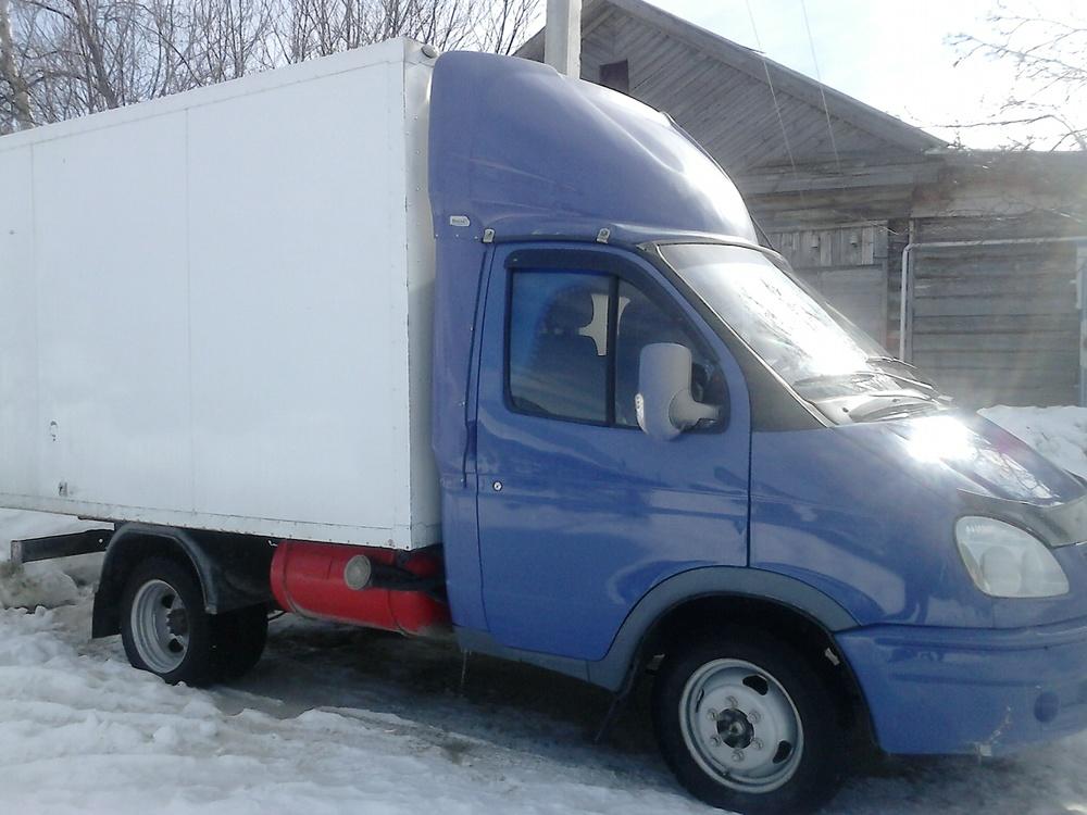 Подержанный ГАЗ Газель, хорошее состояние, синий , 2008 года выпуска, цена 300 000 руб. в ао. Ханты-Мансийском Автономном округе - Югре