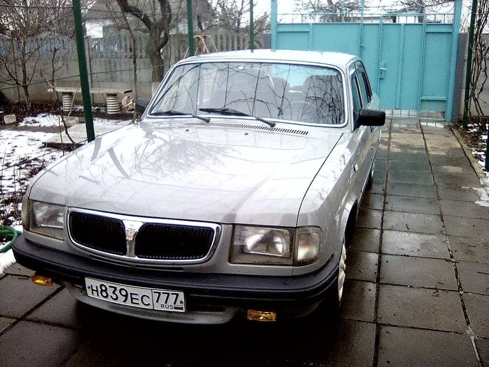 Подержанный ГАЗ 3110 Волга, отличное состояние, серый , 2000 года выпуска, цена 150 000 руб. в Крыму