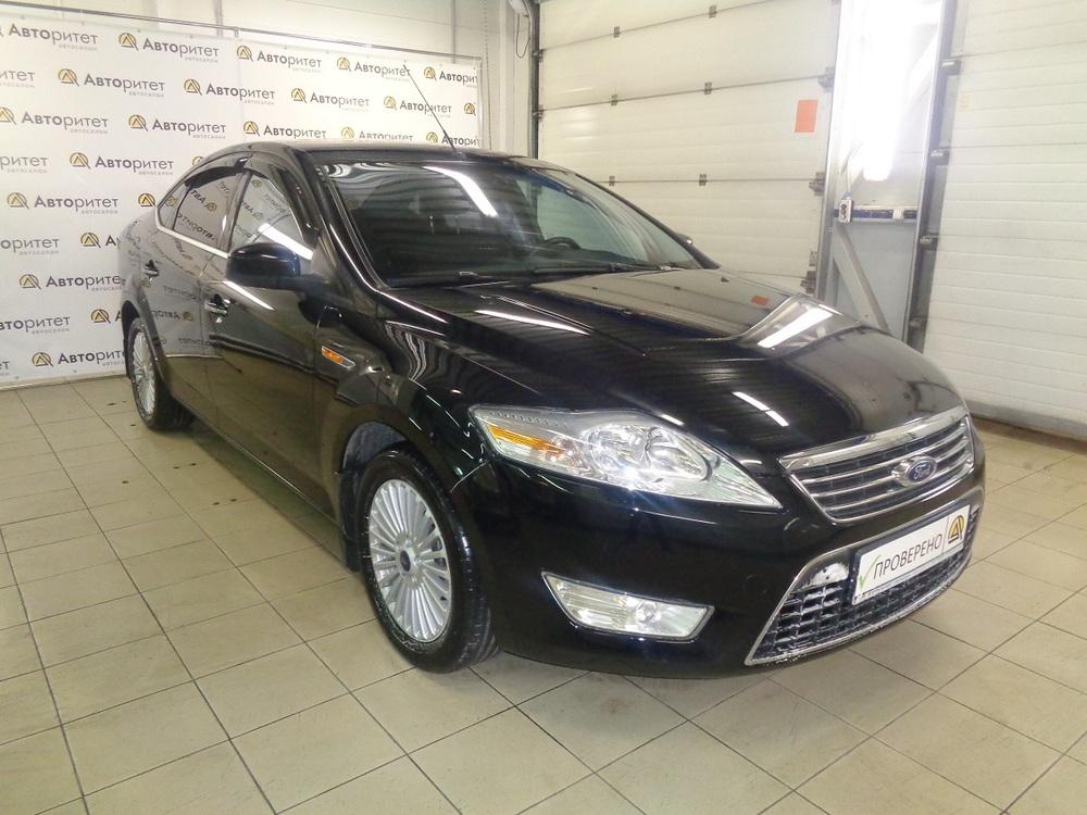 Ford Mondeo с пробегом, черный , отличное состояние, 2011 года выпуска, цена 567 000 руб. в автосалоне  ()