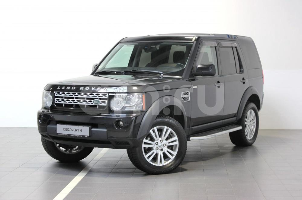 Land Rover Discovery с пробегом, черный , отличное состояние, 2010 года выпуска, цена 1 369 000 руб. в автосалоне Тойота Центр Сургут Юг (Сургут, тракт Югорский, д. 23, стр. 1)