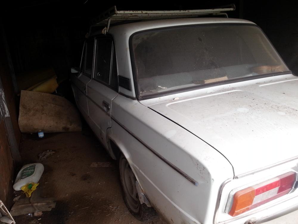 Подержанный ВАЗ (Lada) 2106, среднее состояние, белый , 1998 года выпуска, цена 18 000 руб. в Тюмени
