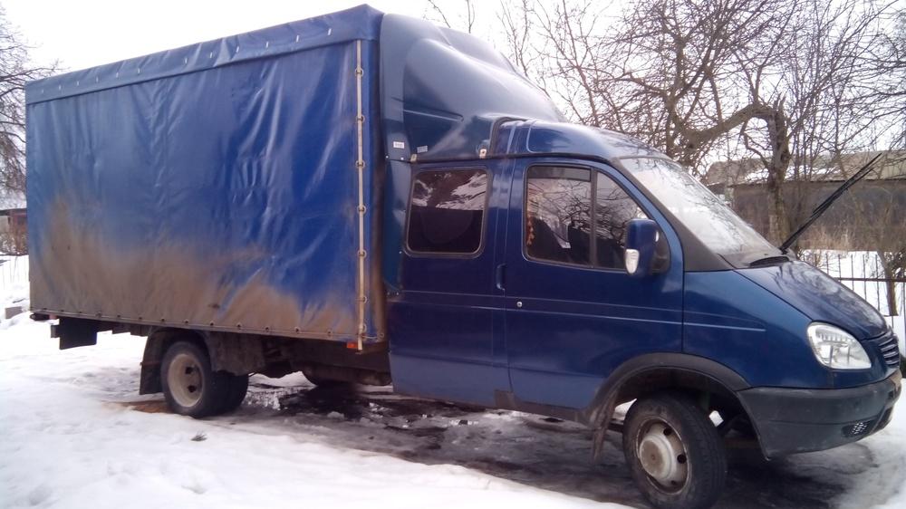 Подержанный ГАЗ Газель, хорошее состояние, синий , 2008 года выпуска, цена 299 000 руб. в Смоленской области