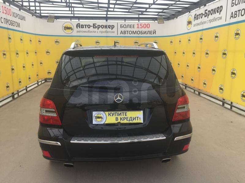 Mercedes-Benz GLK-Класс с пробегом, черный , отличное состояние, 2012 года выпуска, цена 1 200 000 руб. в автосалоне Авто-Брокер на Антонова-Овсеенко (Самара, ул. Антонова-Овсеенко, д. 51Ж)