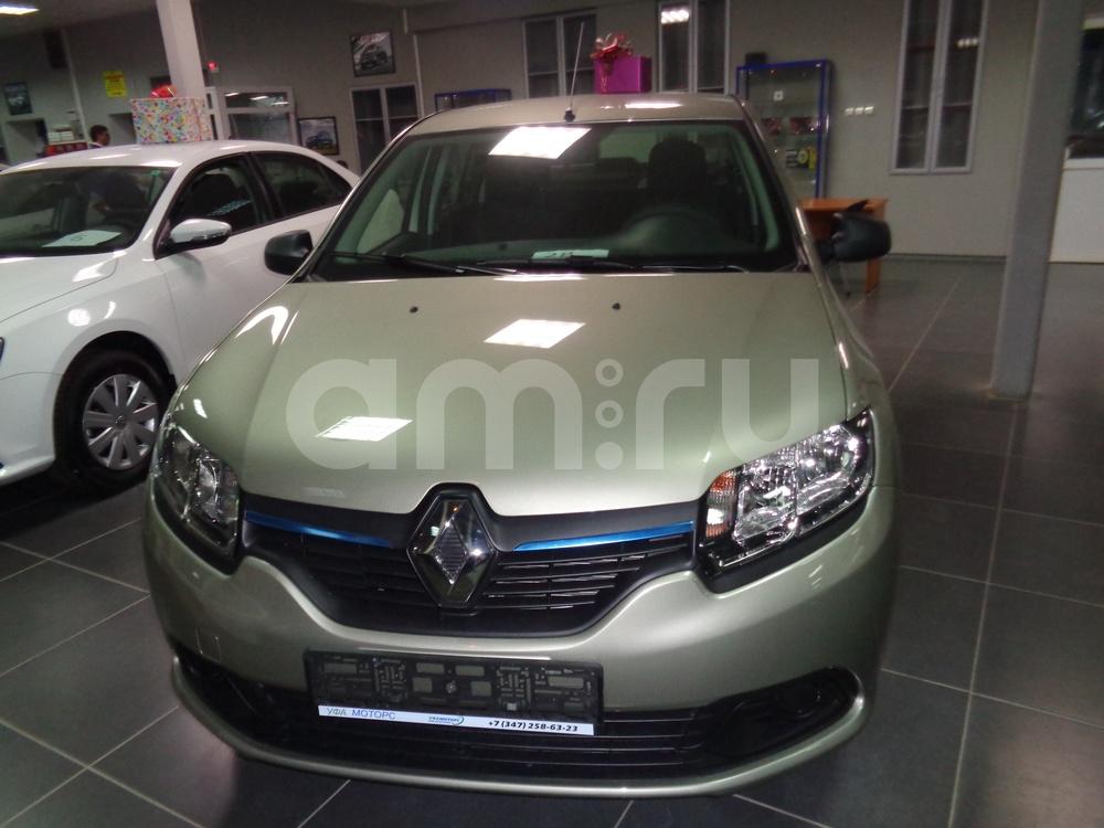 Renault Logan с пробегом, бежевый , отличное состояние, 2016 года выпуска, цена 524 000 руб. в автосалоне УФА МОТОРС (Уфа, ул. Сарапульская, д. 35)