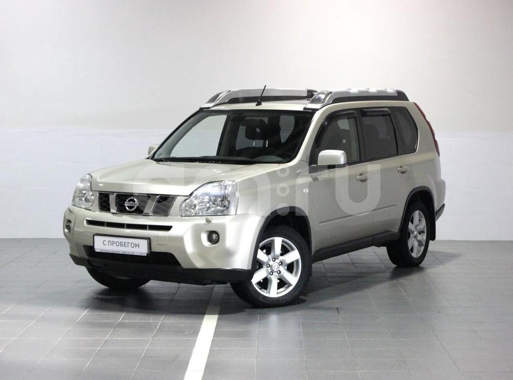 Nissan X-Trail с пробегом, серебряный , отличное состояние, 2010 года выпуска, цена 798 000 руб. в автосалоне Тойота Центр Сургут Юг (Сургут, тракт Югорский, д. 23, стр. 1)