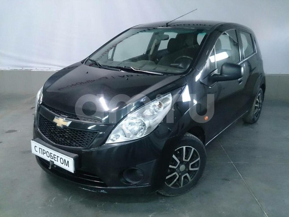 Chevrolet Spark с пробегом, черный металлик, отличное состояние, 2011 года выпуска, цена 289 000 руб. в автосалоне АвтоФорум 64 (Саратов, ул. Усть-Курдюмская, д. 33)