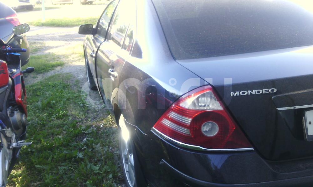 Подержанный Ford Mondeo, отличное состояние, черный , 2006 года выпуска, цена 340 000 руб. в республике Татарстане