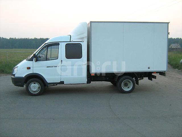 Подержанный ГАЗ Газель, отличное состояние, белый , 2008 года выпуска, цена 350 000 руб. в Самаре