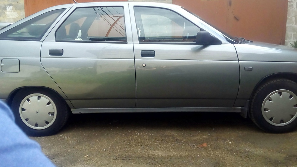Подержанный ВАЗ (Lada) 2112, отличное состояние, серый металлик, 2007 года выпуска, цена 157 000 руб. в Челябинской области