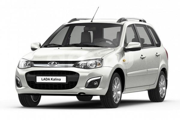 Новый авто ВАЗ (Lada) Kalina, белый , 2017 года выпуска, цена 488 500 руб. в автосалоне Медведь Lada (Красноярск, пр-кт Металлургов, д. 2М)