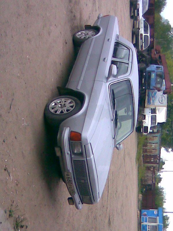 Подержанный ГАЗ 3102 Волга, отличное состояние, серый матовый, 2007 года выпуска, цена 135 000 руб. в Тверской области
