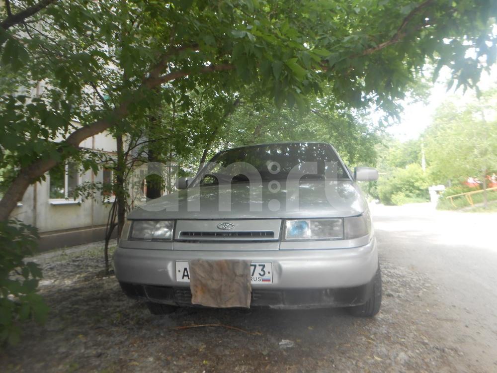 Подержанный ВАЗ (Lada) 2112, плохое состояние, серый , 2002 года выпуска, цена 50 000 руб. в Ульяновске