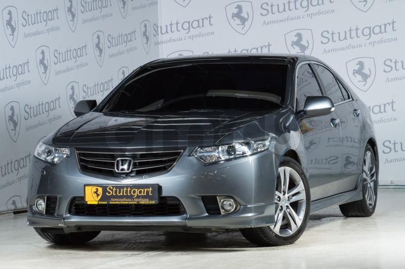 Honda Accord с пробегом, серый , отличное состояние, 2011 года выпуска, цена 860 000 руб. в автосалоне  ()