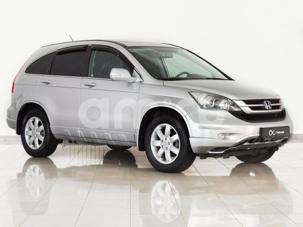 Honda CR-V с пробегом, серебряный , отличное состояние, 2011 года выпуска, цена 1 050 000 руб. в автосалоне FRESH Нижний Новгород (Нижний Новгород, ул. Коминтерна, д. 31Ж)