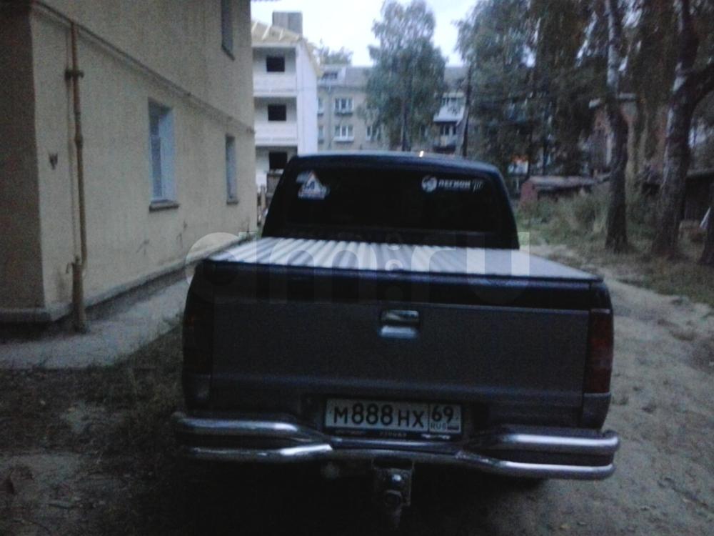 Подержанный Mazda B-Series, отличное состояние, черный , 2005 года выпуска, цена 470 000 руб. в Тверской области