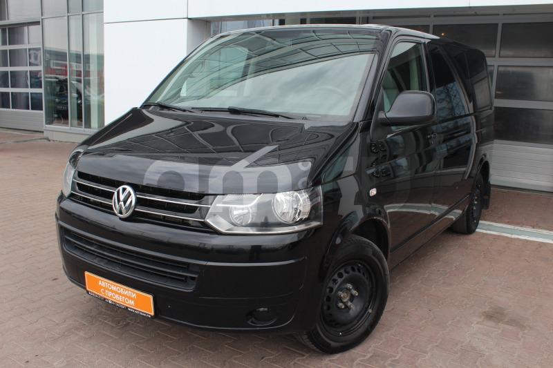 Volkswagen Caravelle с пробегом, черный , отличное состояние, 2013 года выпуска, цена 1 479 000 руб. в автосалоне Автобан-Запад (Екатеринбург, ул. Металлургов, д. 67)