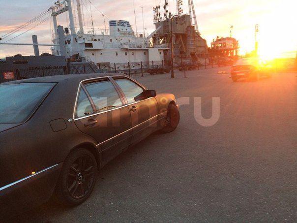 Подержанный Mercedes-Benz S-Класс, среднее состояние, черный матовый, 1994 года выпуска, цена 220 000 руб. в Архангельске