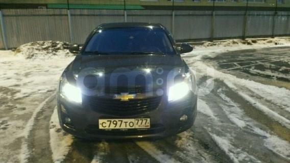 Chevrolet Cruze с пробегом, серый , отличное состояние, 2013 года выпуска, цена 495 000 руб. в автосалоне Авто-Брокер на Антонова-Овсеенко (Самара, ул. Антонова-Овсеенко, д. 51Ж)
