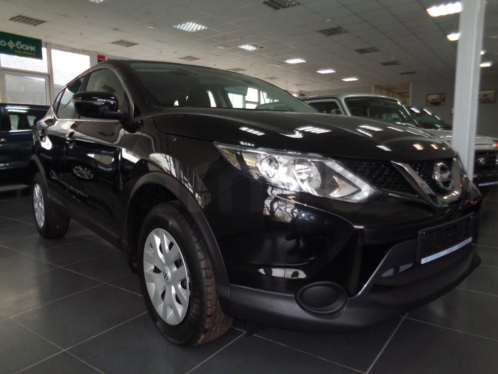 Nissan Qashqai с пробегом, черный металлик, отличное состояние, 2016 года выпуска, цена 1 010 000 руб. в автосалоне УФА МОТОРС (Уфа, ул. Сарапульская, д. 35)