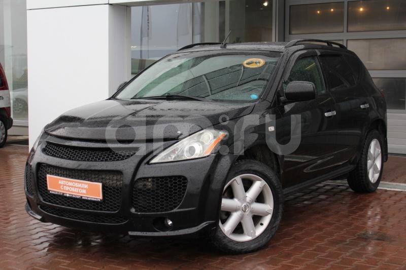 Nissan Murano с пробегом, черный , отличное состояние, 2007 года выпуска, цена 529 000 руб. в автосалоне  ()
