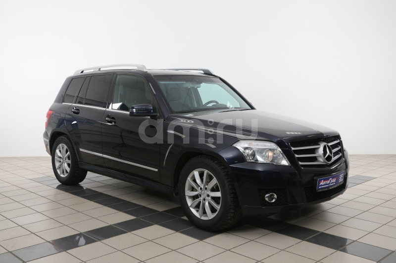 Mercedes-Benz GLK-Класс с пробегом, синий , отличное состояние, 2010 года выпуска, цена 1 072 000 руб. в автосалоне АвтоГрад Нормандия (Иваново, ул. Полка Нормандия-Неман, д. 7, стр. 2)