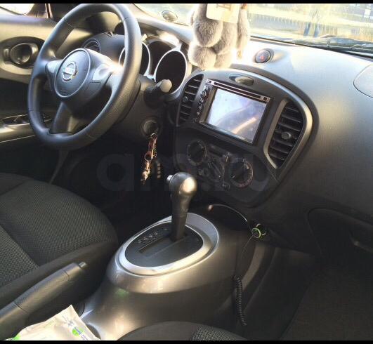 Подержанный Nissan Juke, отличное состояние, черный , 2013 года выпуска, цена 710 000 руб. в республике Татарстане