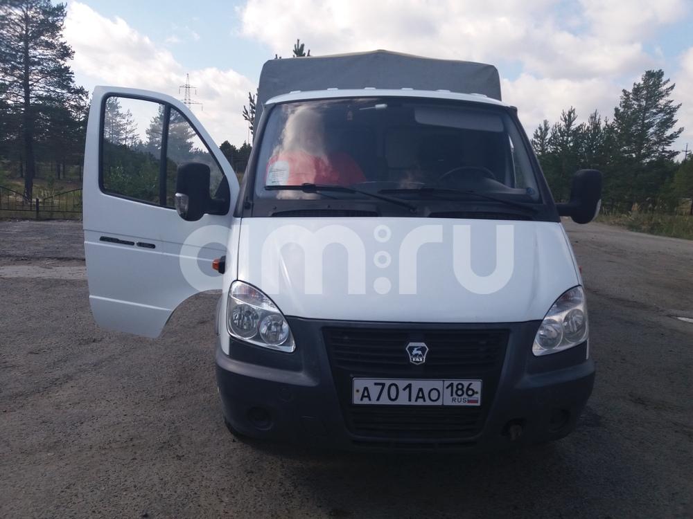 Подержанный ГАЗ Газель, отличное состояние, белый , 2011 года выпуска, цена 378 000 руб. в ао. Ханты-Мансийском Автономном округе - Югре