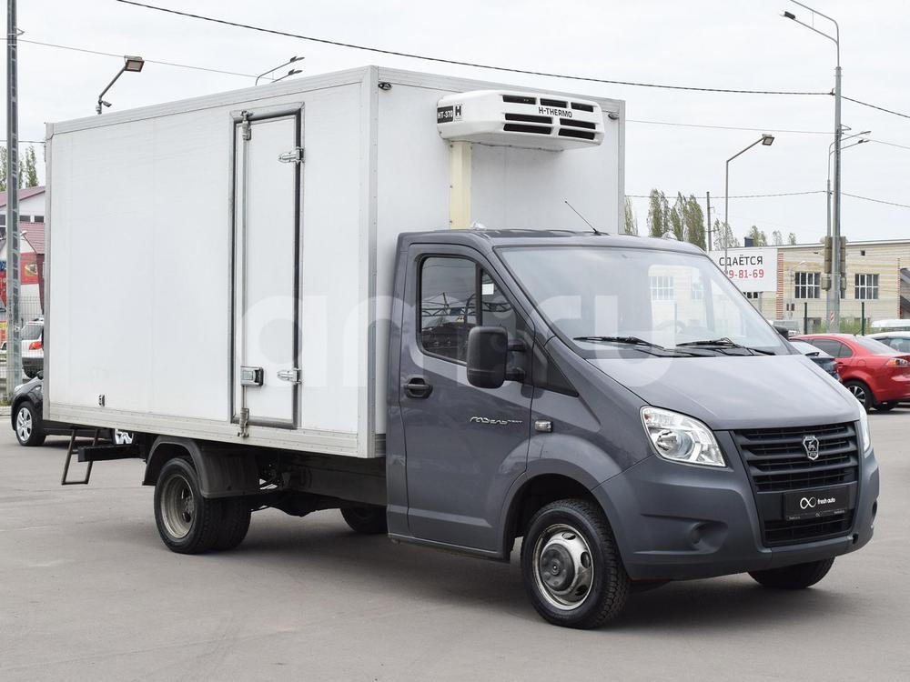 ГАЗ Next с пробегом, серый , отличное состояние, 2014 года выпуска, цена 970 000 руб. в автосалоне  ()